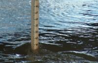ГосЧС предупреждает о новом повышении уровня воды на Закарпатье и Прикарпатье