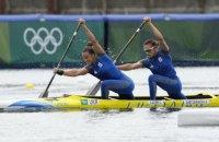 """Українки Лузан і Четверікова виграли """"срібло"""" Олімпіади в греблі на каное-двійці"""