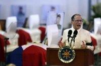 На Філіппінах 44 поліцейські загинули в антитерористичній спецоперації