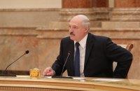 """Лукашенко закликав вислати з Білорусі журналістів видань, """"які кличуть людей на майдани"""""""