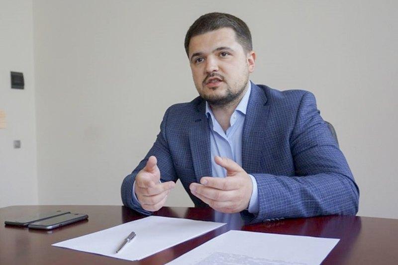 Генеральний директор Державного підприємства «Завод 410 цивільної авіації» Олександр Пащенко