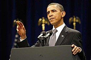 Обаму собирались отдать в приемную семью