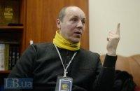 """Парубій: """"У світі немає такої сили, яка скаже Майдану розходитися – і він послухається"""""""