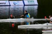 Україна завоювала першу медаль на ЧС з веслування на байдарках і каное