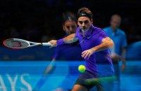 Федерер завдав Джоковичу першої за 35 матчів поразки під дахом