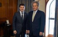 Зеленський запросив місію МВФ в Україну після формування нового Кабміну