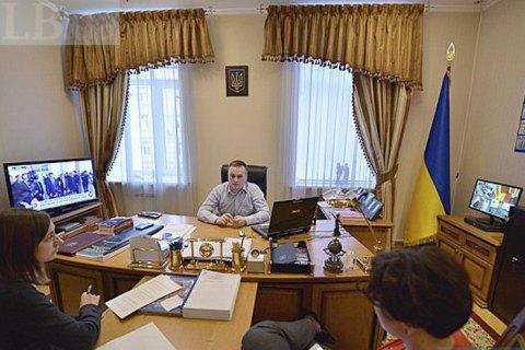 В кабинете Холодницкого нашли прослушку