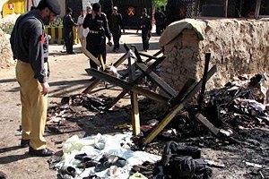 В теракте в Пакистане погибли 20 человек
