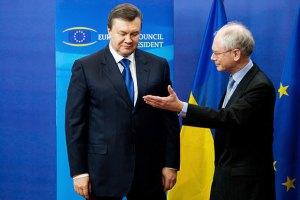 """В Вильнюсе Януковичу предложат подписать """"декларацию намерений"""", - источники"""