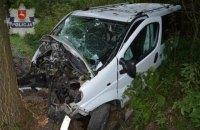 Украинка погибла из-за ДТП возле польского города Хелм