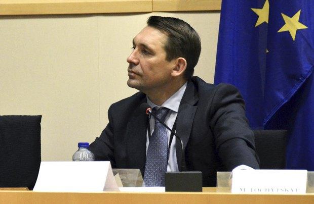 Украинский посол в ЕС Николай Точицкий