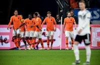 Голландия вырвала для себя путевку в полуфинал Лиги Наций