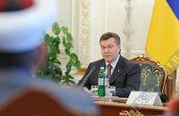 Янукович решит имущественные вопросы церквей