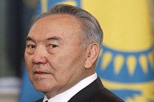 Назарбаев посетил Жанаозен