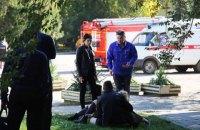 На адмінкордоні з Кримом розгорнуто пункти допомоги постраждалим у Керчі