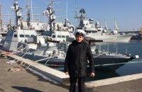 Российские врачи осмотрели троих раненых украинских моряков