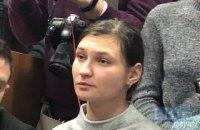 Підозрюваній у справі Шеремета Дугарь призначили експертизу почерку