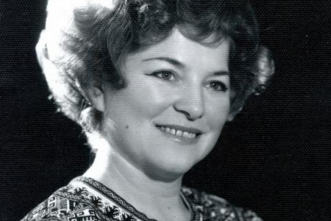 Во Львове скончалась одна из легендарных сестер Байко