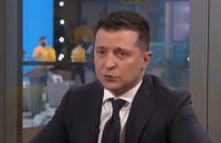 Зеленський планує вакцинуватися разом з військовими як верховний головнокомандувач