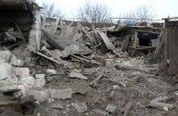 Під час обстрілу села під Волновахою поранено двох цивільних