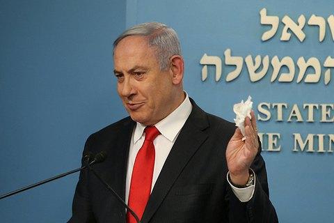 У премьера Израиля Нетаньяху коронавирус не подтвердился