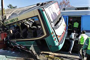 Более 90 человек пострадали в масштабном ДТП в Аргентине