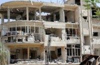 Эксперты ОЗХО посетили место химической атаки в Сирии