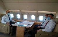 Прем'єр Шмигаль вилетів у Брюссель з офіційним візитом