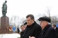 Кравчук кланяется по команде Януковича