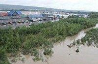 В Черновцах подтоплены 18 улиц