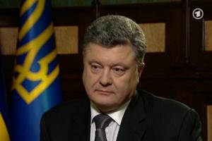 Порошенко назвал чушью информацию об угрозах от Путина