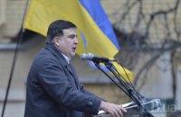 Саакашвили анонсировал большое объединение демократических сил