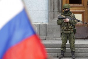 В Севастополе российские военные захватили часть ПВО