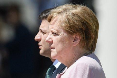 Меркель: повернення делегації РФ у ПАРЄ можливе тільки за певних умов