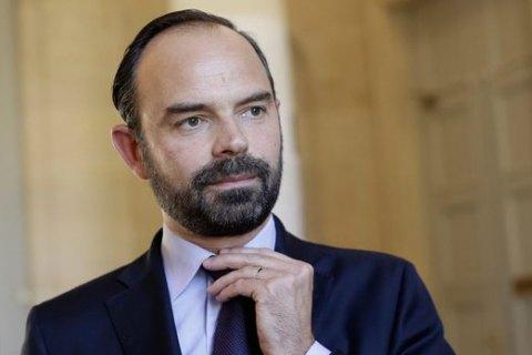 Прем'єр-міністр Франції подав у відставку