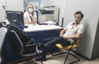 """Геращенко: """"Чоловік, який погрожує підірвати банк у Києві, є громадянином Узбекистану"""""""