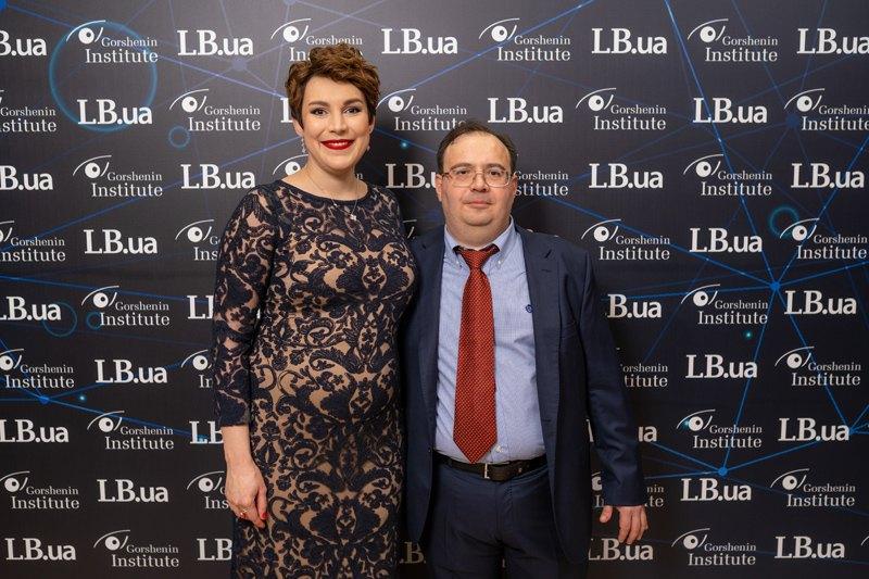 Соня Кошкина и Олег Базар