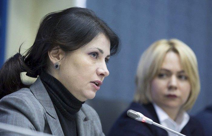 Ірина Фріз (зліва) та Оксана Гаврилюк