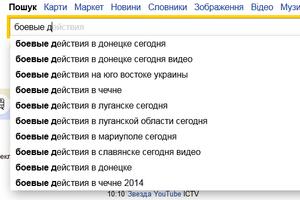 """""""Яндекс"""" назвал главные темы года в уанете"""