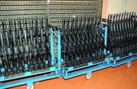 Турция передала Украине две тысячи пистолетов-пулеметов MP-5