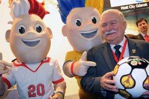 У Евро-2012 появились свои талисманы