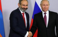 Премьер Армении обратился к Путину за помощью из-за Нагорного Карабаха