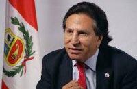 В Калифорнии задерживали пьяного беглого экс-президента Перу