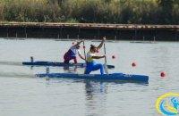 Україна завоювала першу нагороду чемпіонату світу з веслування на байдарках і каное