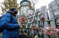 Все материалы для строительства Мемориала Героев Небесной сотни были закуплены, заявили в музее Майдана