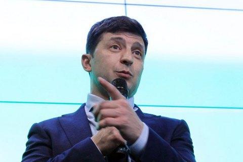 Зеленський порадив Порошенкові не перетворюватися на шоумена