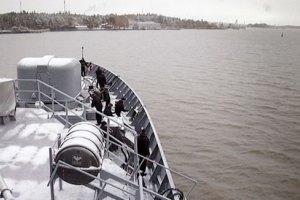 Фінляндія посилила патрулювання через активність російського флоту в Балтійському морі