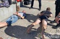 На Миколаївщині поліція затримала 30 озброєних осіб при спробі рейдерського захоплення