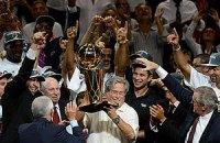 """Маямі Хіт"" - чемпіон НБА сезону 2011/12"