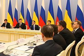 Россия и Украина подписали соглашение о транзите нефти